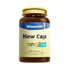 New Cap VITAMINLIFE 60 Cápsulas