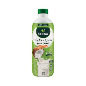 Leite de Coco COPRA Sem Lactose 900ml