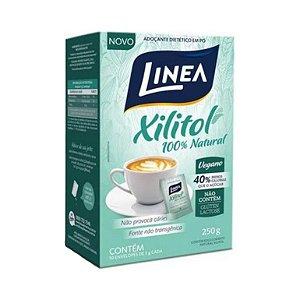 Xilitol LINEA (50 Envelopes de 5g) 250g