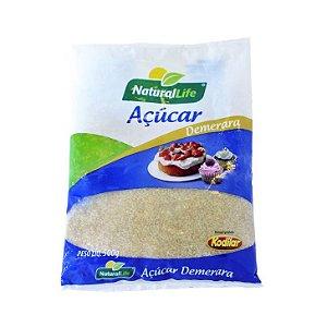 Açúcar Demerara NATURAL LIFE 500g