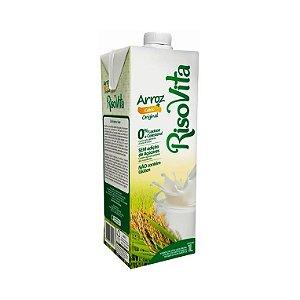 Leite Vegetal de Arroz Original RISOVITA 1L