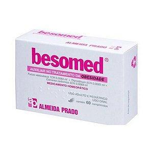 Besomed Complexo Homeopático ALMEIDA PRADO (Obesidade) 60 Comprimidos