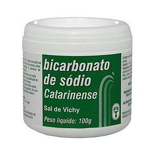 Bicarbonato de Sódio CATARINENSE 100g