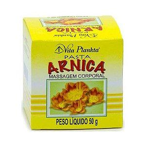Pasta de Arnica para Massagem Corporal VITA PLANKTA 50g