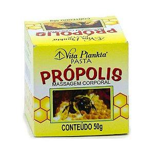Pasta de Própolis para Massagem Corporal VITA PLANKTA 50g