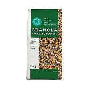 Granola ALQUIMYA Tradicional 800g