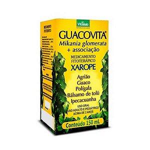 Xarope Guacovita (Guaco + Plantas Medicinais + Mel) VITALAB 150ml