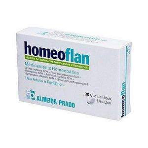 Homeoflan Complexo Homeopático ALMEIDA PRADO (Inflamações) 30 Comprimidos