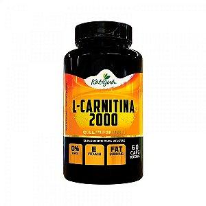 L CARNITINA 2000 60 CAPS KATIGUA