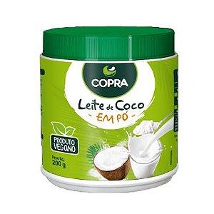 Leite de Coco em Pó COPRA Vegano 200g