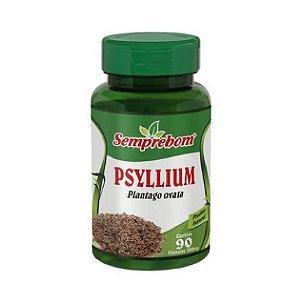 Psyllium SEMPREBOM 500mg 90 Cápsulas