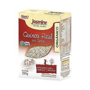 Quinoa Real em Grãos Orgânico JASMINE 200g