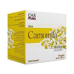 Chá de Camomila CHÁ MAIS 10 Sachês