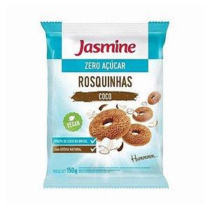 Rosquinhas de Coco Zero Açucar JASMINE 150g