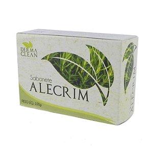 Sabonete de Alecrim e Capim Limão DERMACLEAN 100g