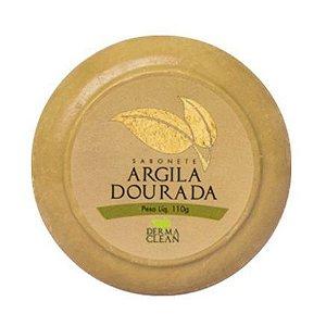 Sabonete de Argila Dourada DERMACLEAN 110g