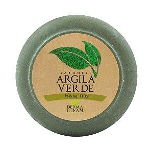 Sabonete de Argila Verde DERMACLEAN 110g