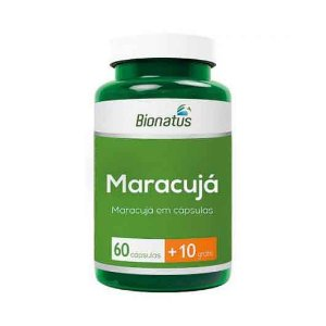 Maracujá BIONATUS 70 Cápsulas