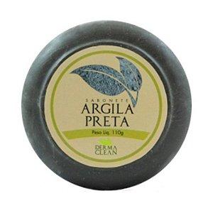 Sabonete de Argila Preta DERMACLEAN 110g