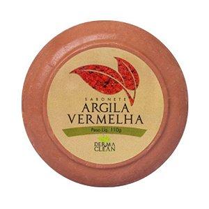 Sabonete de Argila Vermelha DERMACLEAN 100g