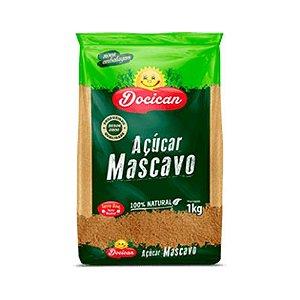 Açúcar Mascavo DOCICAN 1Kg
