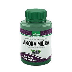 Amora Miúra (B1 + B6 + C + Picolinato de Cromo) VITALAB 60 Cápsulas