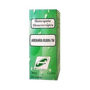 Arenaria Rubra TM HOMEOTERÁPICA (Cálculos Renais) 20ml