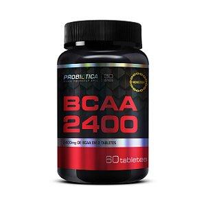 BCAA 2400 PROBIÓTICA 60 Tabletes