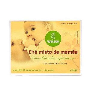 Chá Misto da Mamãe WELEDA (Traz Conforto e acalma a Mãe) 15 Sachês