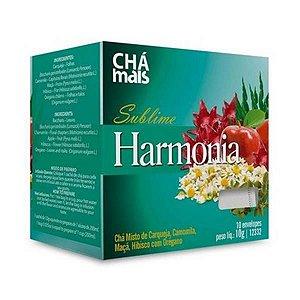 Chá Sublime Harmonia CHÁ MAIS 10 Sachês