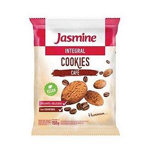 Cookies Integrais de Café JASMINE Vegano 150g