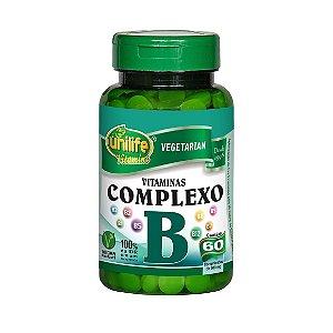 Complexo B UNILIFE 500mg 60 Cápsulas Vegetais