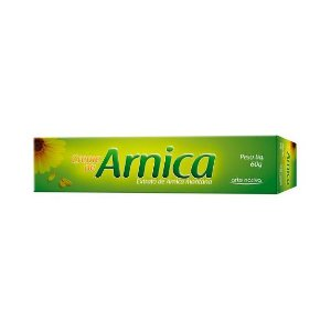 Creme de Arnica ARTE NATIVA 60g