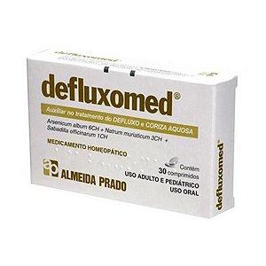 Defluxomed Complexo Homeopático ALMEIDA PRADO (Defluxo e Coriza) 30 Comprimidos