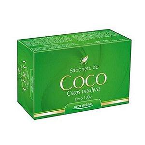 Sabonete de Coco ARTE NATIVA 100g