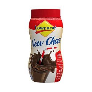 NEW CHOCO 0%ACUCAR 210G LOWCUCAR
