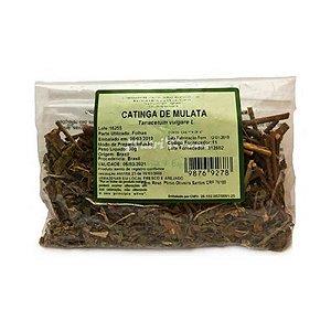 Catinga de Mulata (Tanacetum vulgare) Folha NUTRI ERVAS 30g