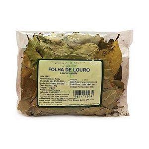 Louro (Laurus nobilis) Folha NUTRI ERVAS 50g