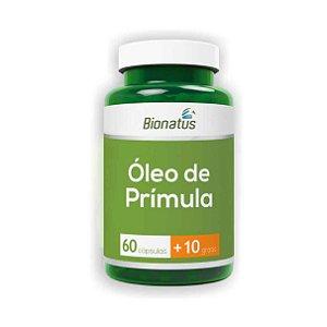 Óleo de Prímula BIONATUS 500mg 70 Cápsulas