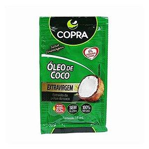 Óleo de Coco COPRA Extra Virgem Pouch 15ml