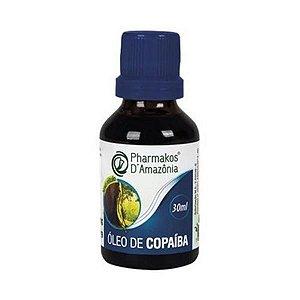 Óleo de Copaíba PHARMAKOS D`AMAZÔNIA 30ml