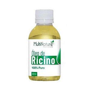 OLEO DE RICINO 60 ML MULTINATURE