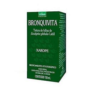 Xarope Bronquivita (Eucalipto + Plantas Medicinais + Mel) VITALAB 150ml