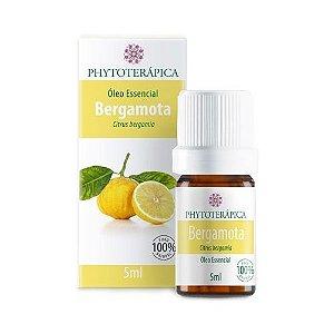 Óleo Essencial de Bergamota (Citrus bergamia) PHYTOTERÁPICA 5ml