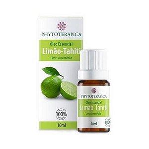 Óleo Essencial de Limão-Tahiti (Citrus aurantifolia) PHYTOTERÁPICA 10ml