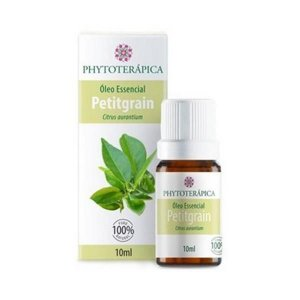 Óleo Essencial de Petitgrain (Citrus aurantium) PHYTOTERÁPICA 10ml