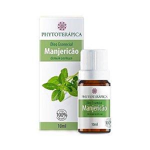 Óleo Essencial de Manjericão (Ocimum basilicum) PHYTOTERÁPICA 10ml