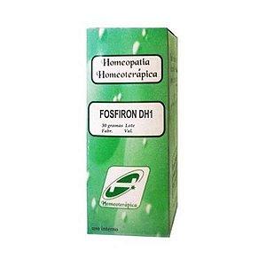 Fosfiron DH1 HOMEOTERÁPICA 30g