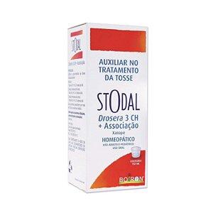 Stodal Xarope Homeopático (Droserra 3CH + Associação) BOIRON (Tosse) 150ml
