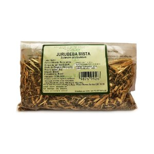 Jurubeba Mista (Solanum paniculatum) Parte Aérea NUTRI ERVAS 30g